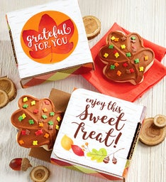 Grateful For You Cookie Card