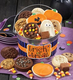 Halloween Treats Pail
