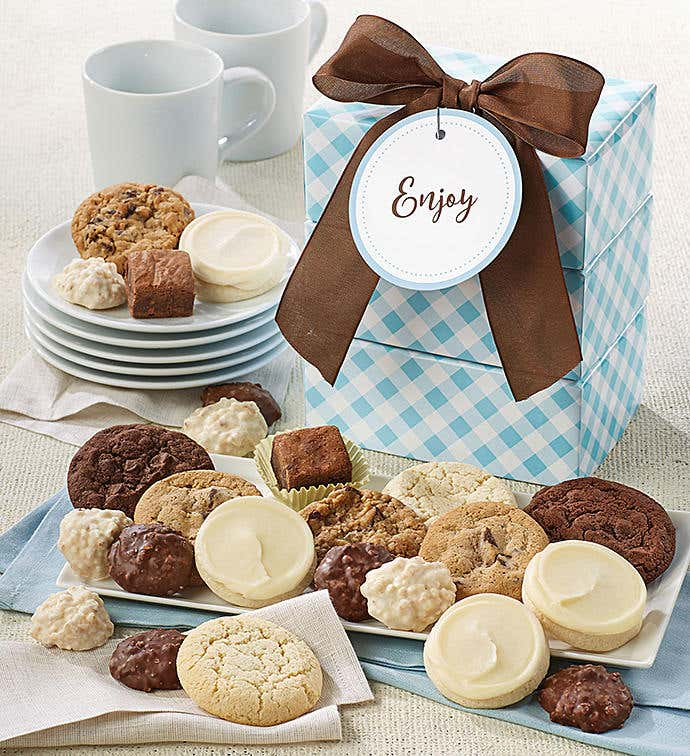 Cheryls Gift Bundle with Message Tag
