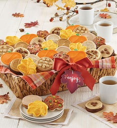 Fall Buttercream Gift Baskets