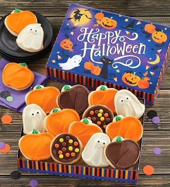 Happy Halloween Gift Box - Frosted Assortment