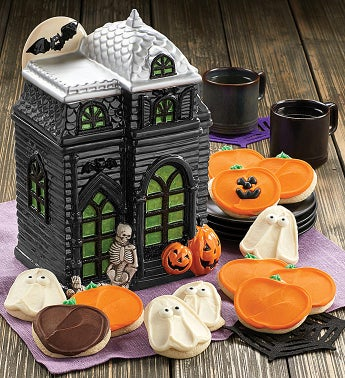 Collector's Edition Haunted House Cookie Jar