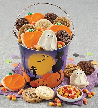 Halloween Trick or Treat Pail