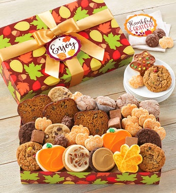 Fall Bakery Assortment - Medium