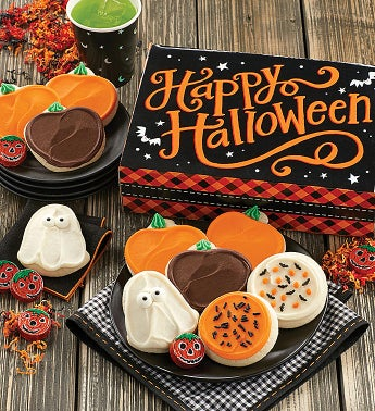 Happy Halloween Treats Sampler