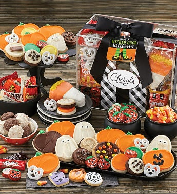 The Ultimate Halloween Candy Box
