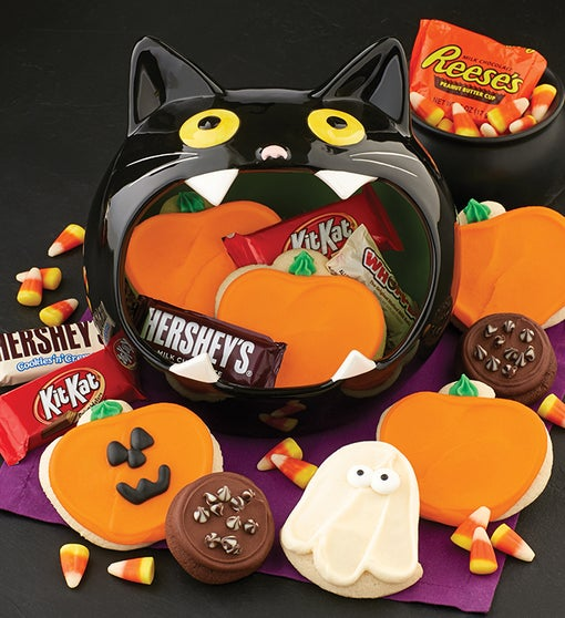 Collector's Edition Cat Candy Dish