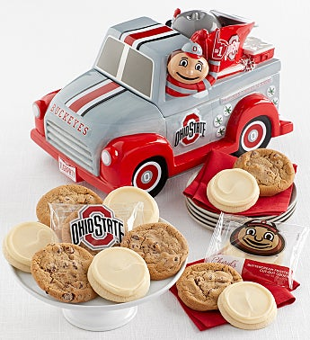 Collectors Edition Tailgate Cookie Jar