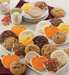 Fall Cookie Sampler