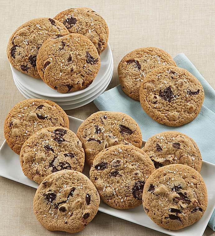 Chocolate Chip Cookie Sampler