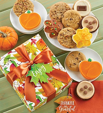 Flavors of the Season Gift Boxes - Thankful and Grateful