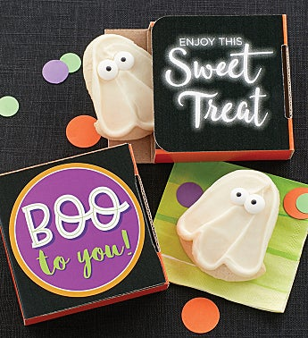 Boo to You Cookie Card