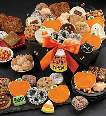 The Ultimate Halloween Treats Basket