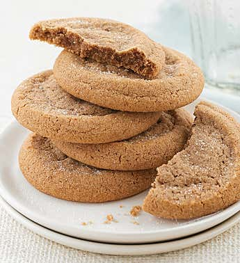 Snickerdoodle Cookie Sampler