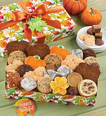 Enjoy Fall Bakery Assortment - Medium