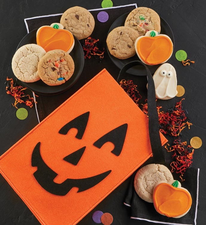 Halloween Tote - Halloween Cookie Assortment