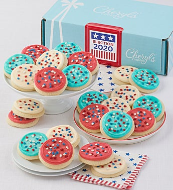 Election Day Cookie Boxes