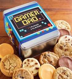 Create Your Own Gamer Dad Tin