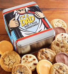 Create Your Own I'm a Dad Tin