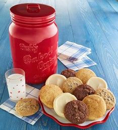 Collector's Edition Gluten Free Cookie Jar