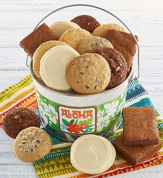 Gluten Free Aloha Cookie & Brownie Pail