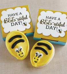 Have A Bee Utiful Day Cookie Card