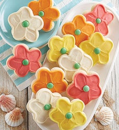 Buttercream Frosted Flower Sampler Gift Box