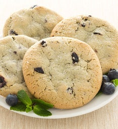 Flavor of the Month - Blueberry Muffin Cookies