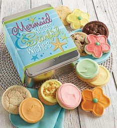 Mermaid Kisses Gift Tin