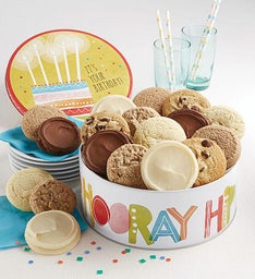 Birthday Gift Tin - Sugar Free Assortment