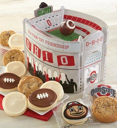 The Ohio State University Stadium Cookie Jar