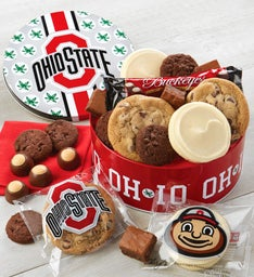 The Ohio State Tailgate Gift Tin