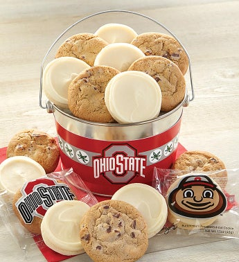 The Ohio State University Cookie Pail