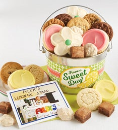 Alex's Lemonade Stand Treats Pail