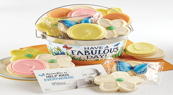 Fabulous Day Cookie Pail