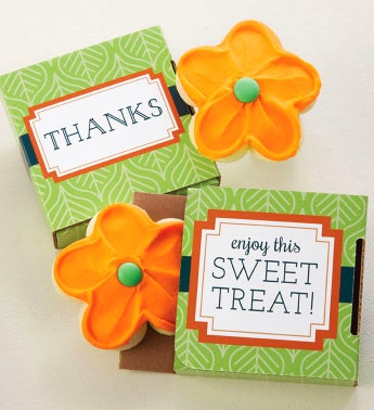 Create Your Own Thank You Cookie Card