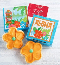 Create Your Own Aloha Cookie Card