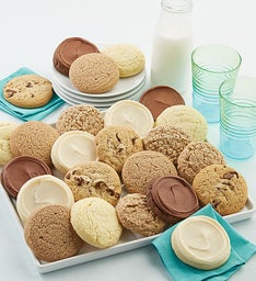 Sugar free cookies delivery sugar free brownies cheryls sugar free sampler gift box negle Choice Image