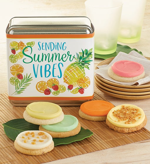 Summer Vibes Gift Tin