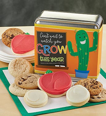 Watch You Grow Gift Tin