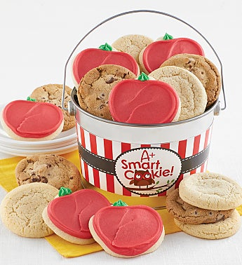 A+ Smart Cookie Gift Pail