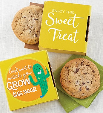 Watch You Grow Cookie Card