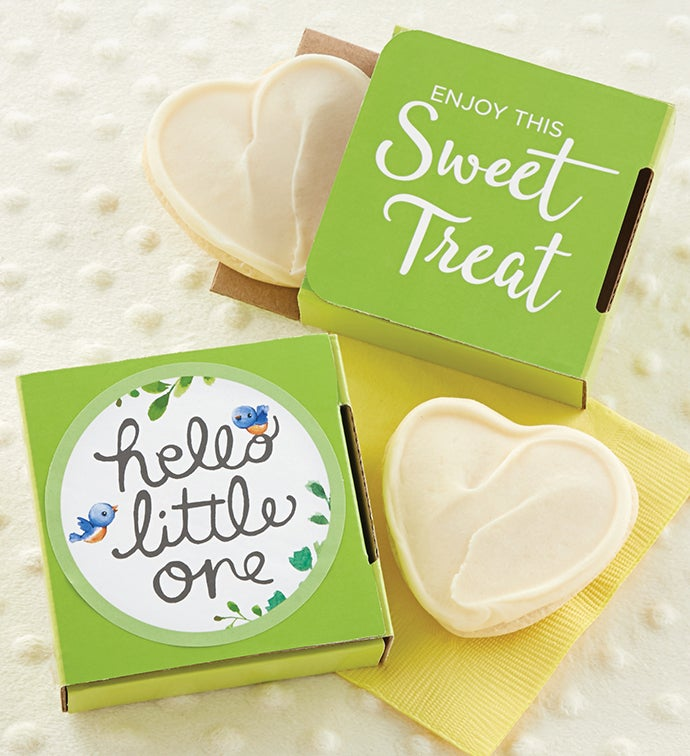 Hello Little One Cookie Card - Case of 24