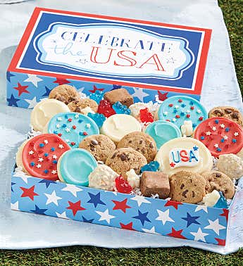 Celebrate the USA Party in a Box