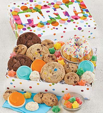 Polka Dot Birthday Party in a Box
