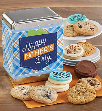 Father's Day Gift Tin - Assorted