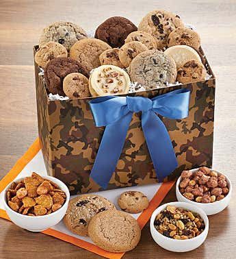 Sweet and Salty Camo Gift Box