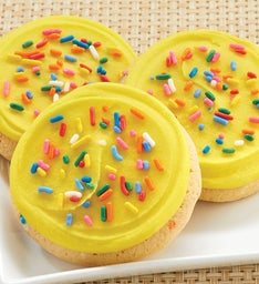 BIRTHDAY CAKE COOKIE