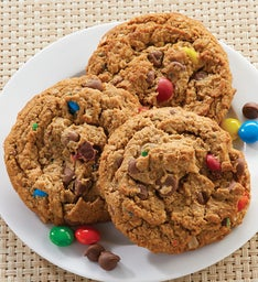 PEANUT BUTTER OAT CHOCOLATE CHIP