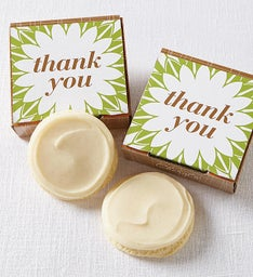 Gluten Free Thank You Cookie & Gift Card